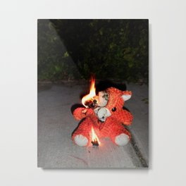 Please help support a thriving artist =) Metal Print