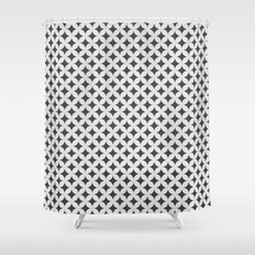 Pattern Tile 1.1 Shower Curtain