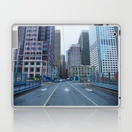 Face What Others Stay Away From  Laptop & iPad Skin