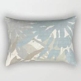 Beach Curry III Rectangular Pillow