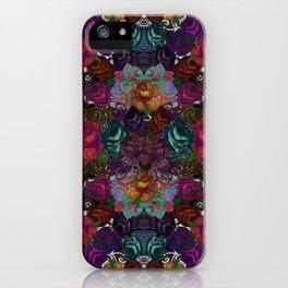 Rose Madder iPhone Case