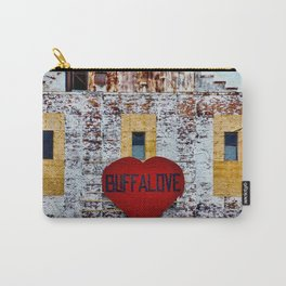 Buffalo Urban statement Carry-All Pouch