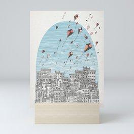 Kedesh City of Refuge Mini Art Print