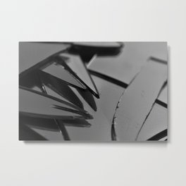 Superstitious Noir Metal Print