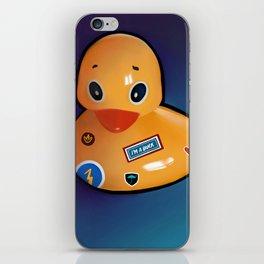 I'm a duck iPhone Skin