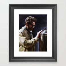 Felina Framed Art Print
