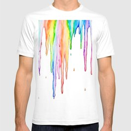 Colorful Icicles T-shirt