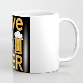 Save Water drink Beer Coffee Mug