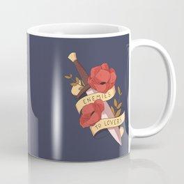 enemies to lovers - tropes series Coffee Mug
