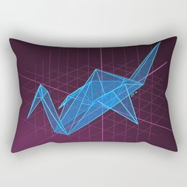 Digital Wishes Rectangular Pillow