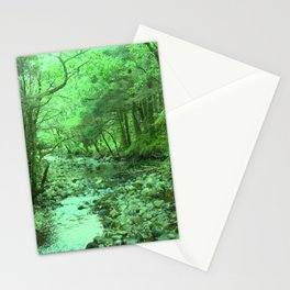 River Green Stationery Cards
