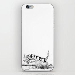 Fierce iPhone Skin