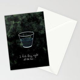 Jurassic Park - ripple Stationery Cards