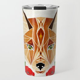 spring fox  Travel Mug