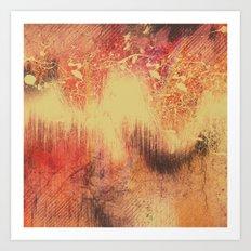 We Drift Deeper Art Print