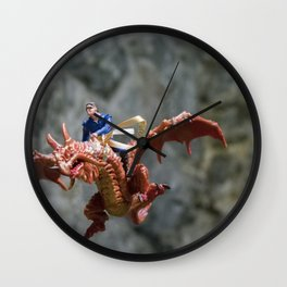Dragon Friend Adventure! Wall Clock