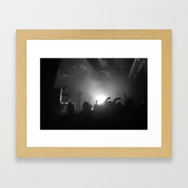 William In Control Framed Art Print