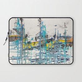 Tugboat Trio Laptop Sleeve
