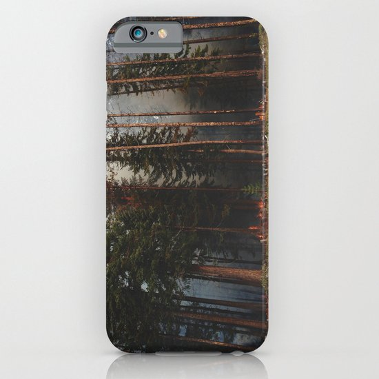 Oregon Forest Control Fire iPhone & iPod Case