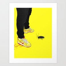 !!! Art Print