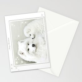 """Christmas  """" Together as One """" Stationery Cards"""