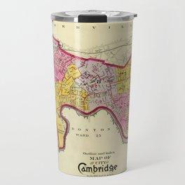 Cambridge Massachusetts 1903 Travel Mug