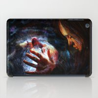 x men iPad Cases featuring X men by Luca Leona