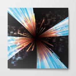 Higgs Metal Print