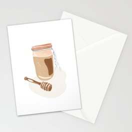 Honey Dipper Love Stationery Cards