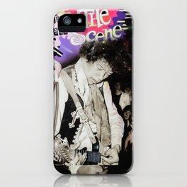 'The Scene' iPhone Case