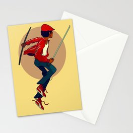 Shaolin Fantastic Stationery Cards