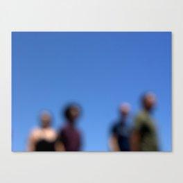 FourHeads Canvas Print