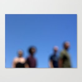 FourHeads Canvas Print