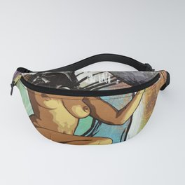 Yeah I Think I'll Just Join The Dark Side Fanny Pack