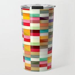 Stripes Travel Mug