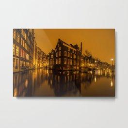 Amsterdam secrets Metal Print