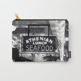 Authentic Seafood Carry-All Pouch