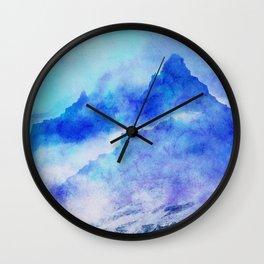 Enchanted Scenery Wall Clock