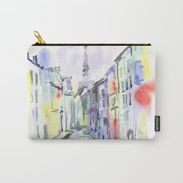 Paris street. Carry-All Pouch