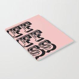 three little words Notebook
