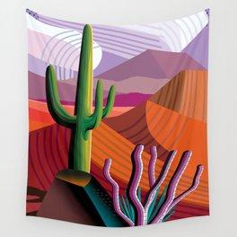 Black Canyon Desert Wall Tapestry