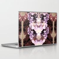 minerals Laptop & iPad Skins featuring Mira Minerals by lalaprints