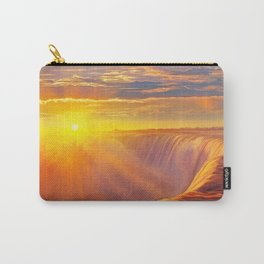 Sunlight waterfall Carry-All Pouch