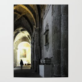 Sovana Cathedral Poster