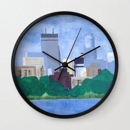 Calhoun Minneapolis Wall Clock
