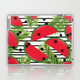 Tropical Watermelons Laptop & iPad Skin