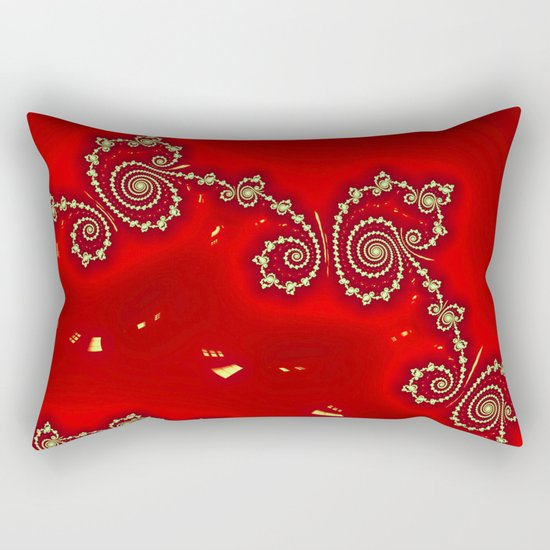 Yes Exactly Rectangular Pillow
