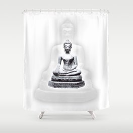 Mysticism Shower Curtain