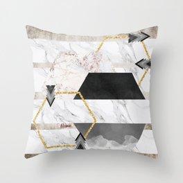 Boheme Luxury Throw Pillow
