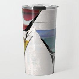 Martini Prism Travel Mug